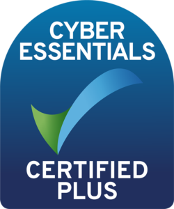 cyber essentials certification mark plus